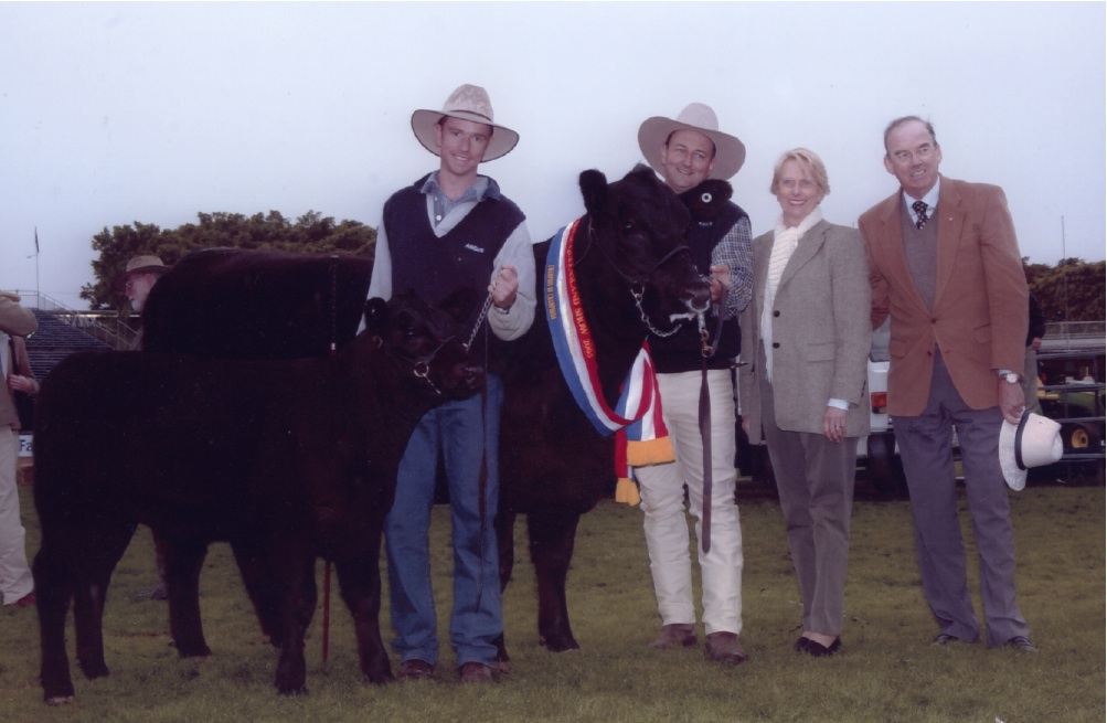 BMLY509 Talis Yaaper Y509 Senior & Grand Champion Champion of Champions (Interbreed Pair) Female